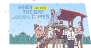 When the Day Comes Banner
