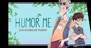 Humor Me Banner