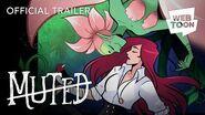 Muted (Official Trailer) WEBTOON