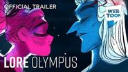 Official Trailer 3 Lore Olympus