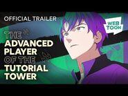 The Advanced Player of the Tutorial Tower (Short Trailer) - WEBTOON