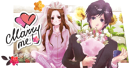 Marry Me! Banner
