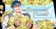 The Strongest Florist Banner 2