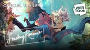 Freaking Romance (Official Trailer 2) WEBTOON