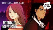 Midnight Poppy Land (Official Trailer 2) WEBTOON
