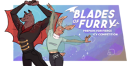 Blades of Furry Banner