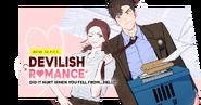 Devilish Romance Banner