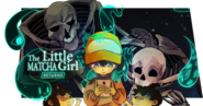 Little Matcha Girl Banner