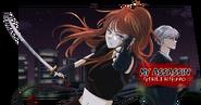 My Assassin Girlfriend Banner