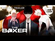 The Boxer (Official Trailer) - WEBTOON