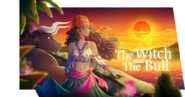 The Witch and The Bull Banner