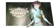 The Masked Fables Banner