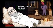 Adventures of God Banner