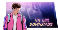 The Girl Downstairs Banner