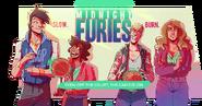 Midnight Furies Banner