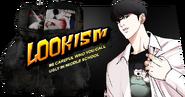 Lookism Banner