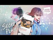 Secret Playlist (Official Trailer) - WEBTOON