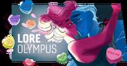 Lore Olympus Banner