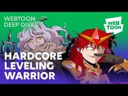 Character Deep Dive- Ethan Gong - Hardcore Leveling Warrior - WEBTOON