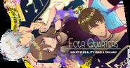 FOUR QUARTERS Banner