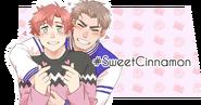 SweetCinnamon Banner