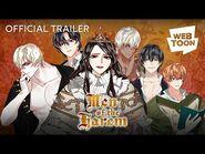 Men of the Harem (Official Trailer) - WEBTOON