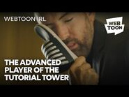DON'T TRY TO FIGHT THIS GUY - The Advanced Player of the Tutorial Tower (Live Action ft