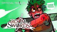 Official Trailer 2 Room of swords