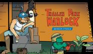 Trailer Park Warlock Banner