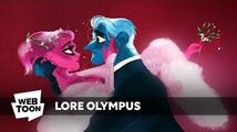 Official Trailer Lore Olympus
