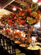 Large-and-abundant-Fall-Wedding-centerpiece