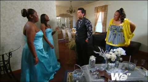 The Bridesmaids Hate their Dresses!