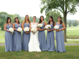 Number of Bridesmaids