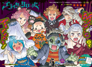 Black Clover ch084 Issue 48 2016