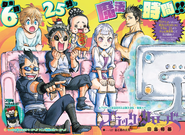 Black Clover ch127 Issue 44 2017