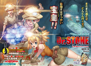 Dr Stone ch054 Issue 20 2018