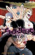Black Clover WSJ Volume 11