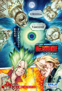 Dr. Stone ch192 Issue 19 2021