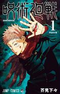 Jujutsu Kaisen WSJ Volume 1