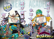 My Hero Academia ch306 Issue 16 2021