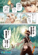 Dr Stone ch054p1 Issue 20 2018