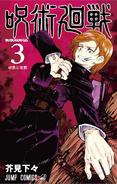 Jujutsu Kaisen WSJ Volume 3