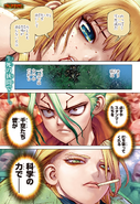 Dr. Stone ch189p1 Issue 15 2021