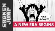 Shonen Jump - A New Era Begins