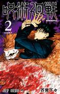 Jujutsu Kaisen WSJ Volume 2