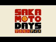 WJ新連載『SAKAMOTO DAYS』公式PV