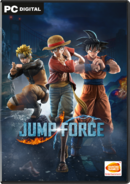Jump Force PC boxart