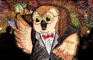 Weird Owl New Years