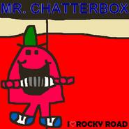 I LOVE ROCKY ROAD