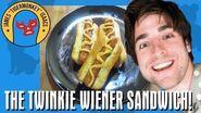 The Twinkie Wiener Sandwich From UHF POP CULinary